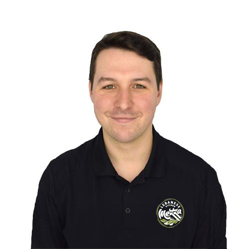 Ryan Oxner Marketing & Communications Manager, Mezza Lebanese Halifax NS