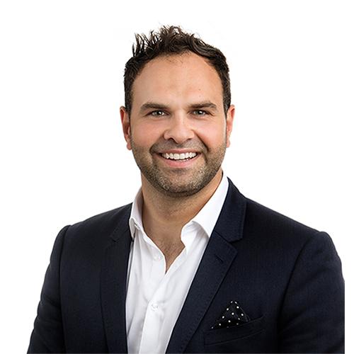 Tony Nahas CEO of Mezza Lebanese in Halifax NS