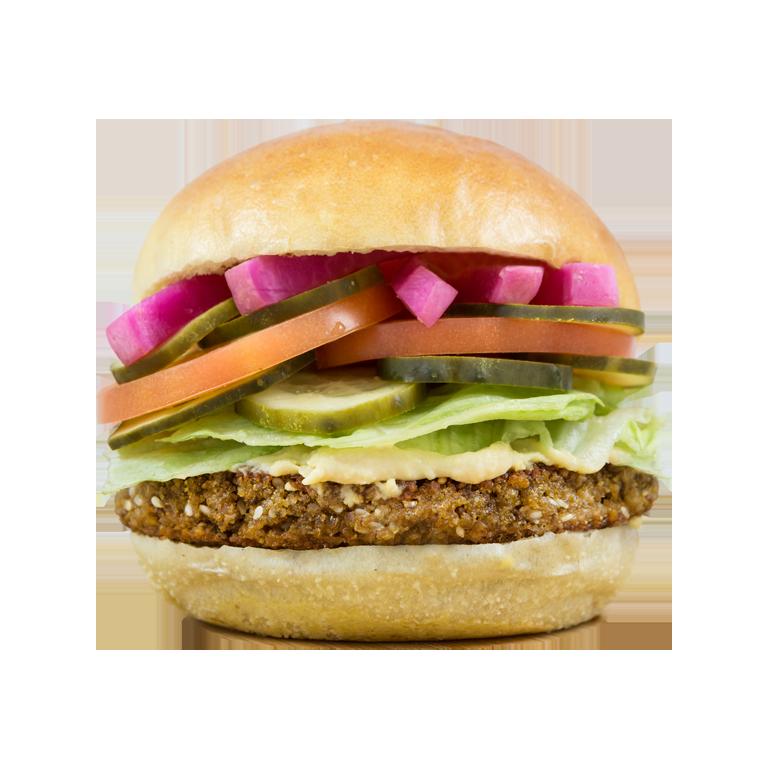 Burger $6.89