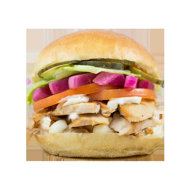 Burger $7.89